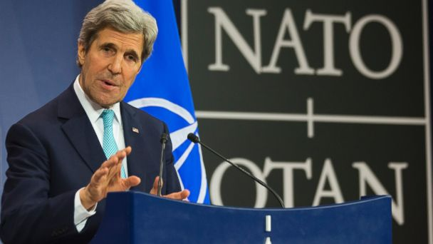AP john kerry kab 140401 16x9 608 Kerry Insists Mideast Peace Talks Still Alive