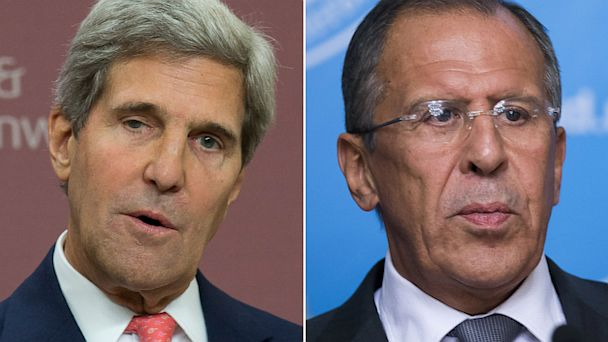 AP john kerry sergey lavrov jef 130910 16x9 608 New Plan to Rid Syria of Chemical Weapons Has Murky Origin