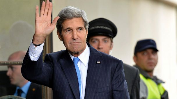 AP john kerry switzerland thg 130912 16x9 608 John Kerry Plays Russian Roulette