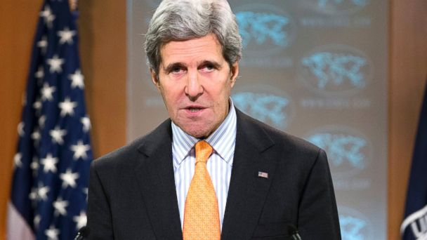 AP john kerry syria sk 140116 16x9 608 Kerry: Syrian Opposition Must Join Talks