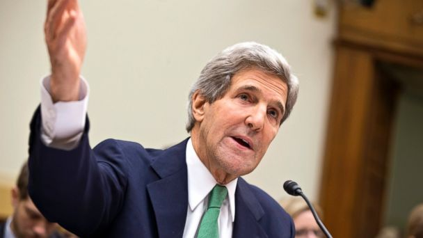 AP john kerry testifies iran deal 2 sk 131210 16x9 608 Coming Up on This Week: Secretary of State John Kerry