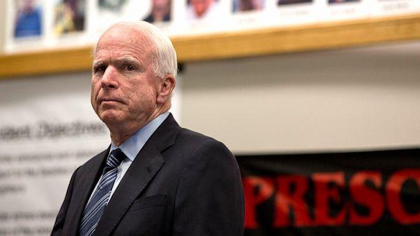 AP john mccain nt 130708 16x9 608 McCain: Suspend US Aid to Egypt
