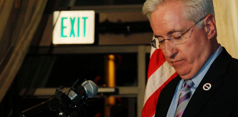 PHOTO: Sen. John Morse Concedes Defeat