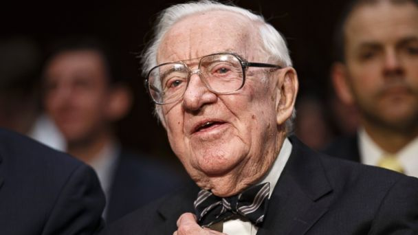 AP john paul stevens jef 140430 16x9 608 Why One Former Supreme Court Justice Wants to Amend the Constitution