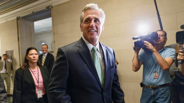 AP kevin mccarthy mar 140619 16x9 608 Kevin McCarthy: 9 Things to Know About the New House Majority Leader