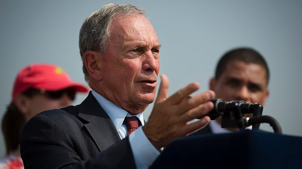 AP mayor michael bloomberg jef 130830 16x9 608 Can $50 Million Buy Michael Bloomberg Gun Control?