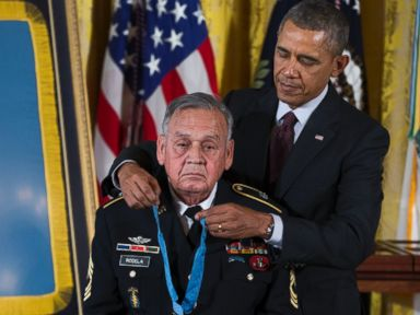Obama Awards Medal of Honor to 24 Forgotten Vets