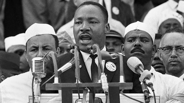 AP mlk march on washington dm 130828 16x9 608 Martin Luther King Jr.s Dream At 50