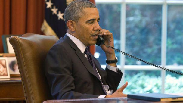 AP obama call jef 140602 16x9 608 Obama Rebuffs Critics of EPA: Spin Overwhelms Substance