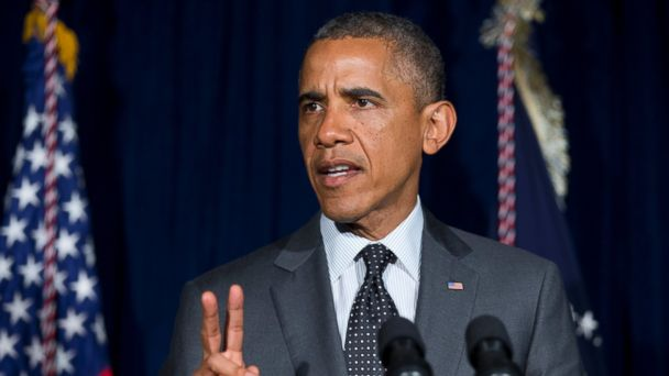 AP obama dallas immigration mar 140709 16x9 608 Obama Rated Poorly on Mideast Conflict