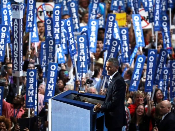 WATCH:  Democratic National Convention Day Three In A Minute