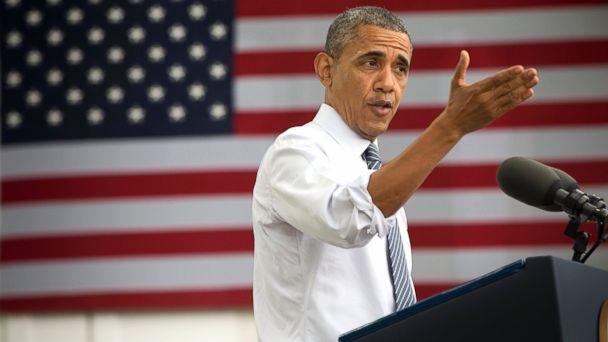 AP obama minn sk 140627 16x9 608 Obama Attacks GOPs Block Me, Call Me Names Strategy