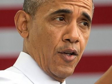 Obama Attacks GOP's 'Block Me, Call Me Names' Strategy