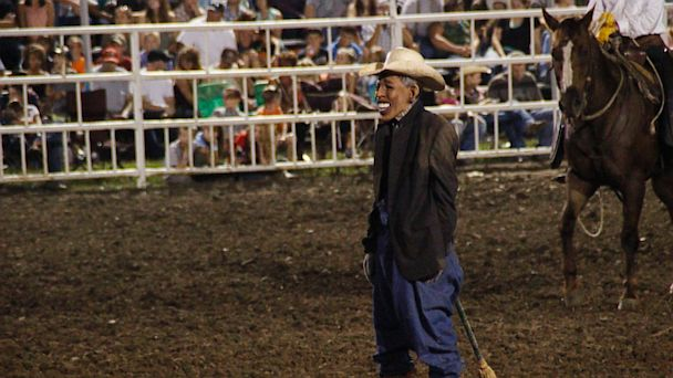 AP obama rodeo clown jef 130812 16x9 608 Obama Rodeo Act Called Shameful and Out of Line