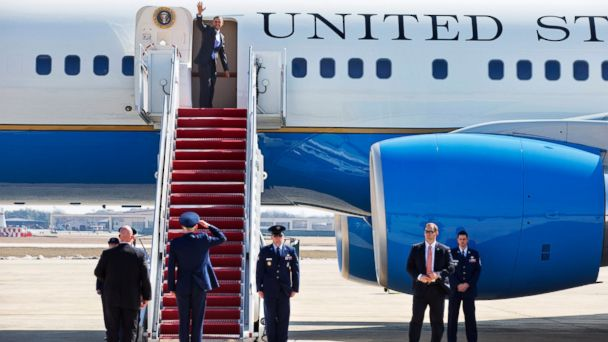 AP obama waving jef 140325 16x9 608 4 Days, 3 Countries: 5 Things to Watch for on Obamas Europe Trip
