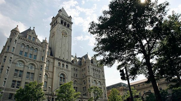 AP old post office washington ll 130606 16x9 608 Donald Trump to Rent a White House View for $250K a Month