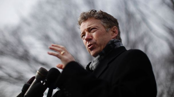 AP paul rand ml 140212 16x9 608 Rand Paul: Hillary Clintons as Bad or Worse Than Obama on Privacy Issues