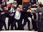 Brawl Erupts in the Turkish Parliament