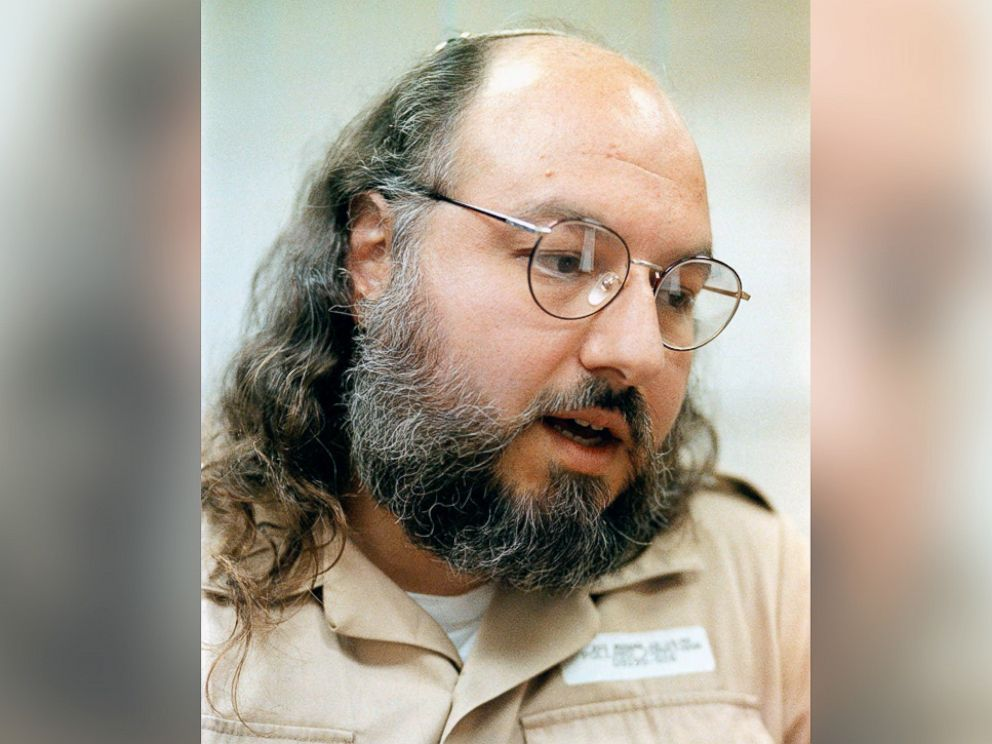 PHOTO: In this file photo, Jonathan Pollard is pictured during an interview at the Federal Correctional Institute in Butner, N.C. on May 15, 1998.