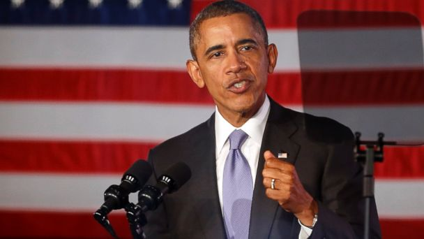 Barack Obama Foundation Drops the Middle 'H'