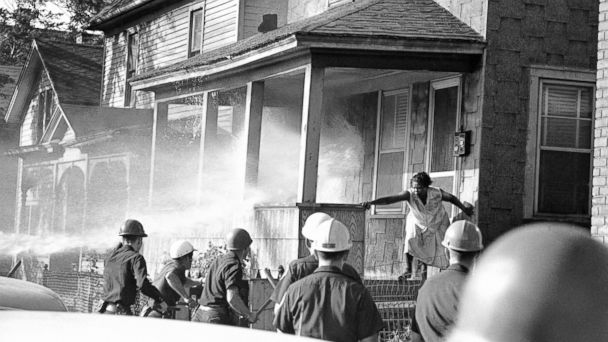 AP race riots 03 jef 140814 16x9 608 A Look Back at Presidential Responses to Racial Violence