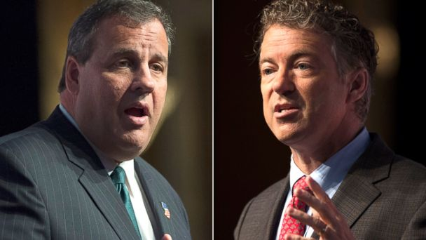 AP rand paul chris christie sk 140620 16x9 608 Rand Paul Says I Dont Blame Obama for Iraq Crisis