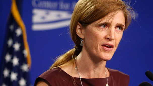 AP samantha power jef 130906 16x9 608 Samantha Power on Syria: We Have Exhausted Diplomatic Only Options