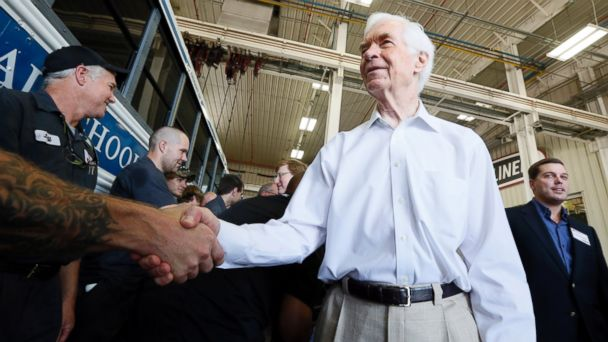 AP thad cochran kab 140613 16x9 608 What Sen. Thad Cochran Doesnt Seem to Know About Eric Cantor
