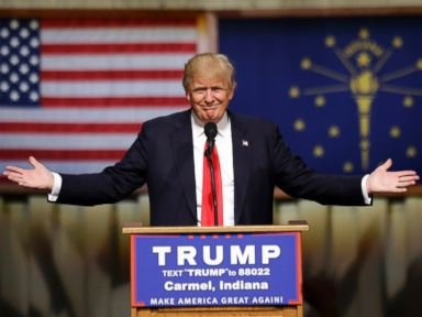 Trump Calls Indiana Town 'Importantville' in Final Push