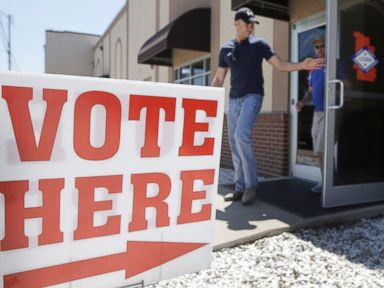 Eight States Go to the Polls: More Voters Cast Ballots Than Any Other Primary Day