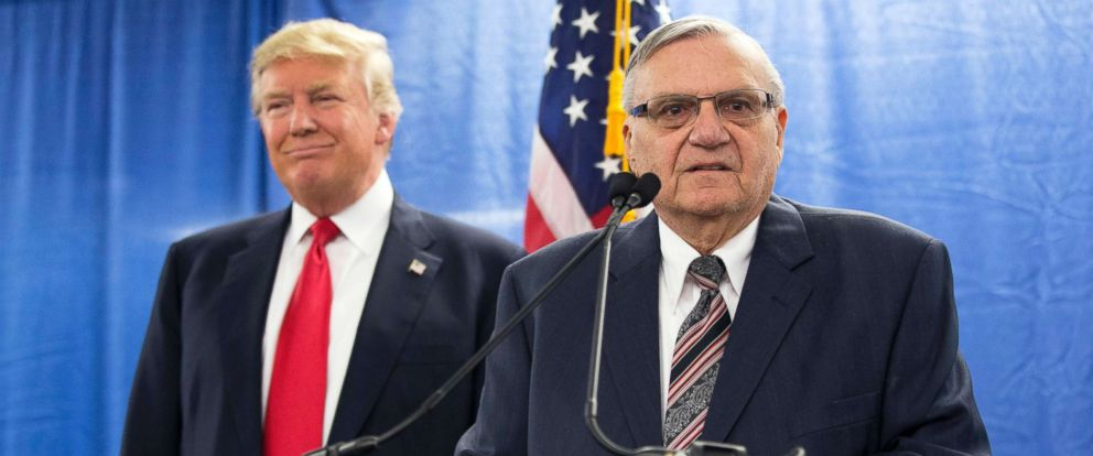 Image result for Arpaio