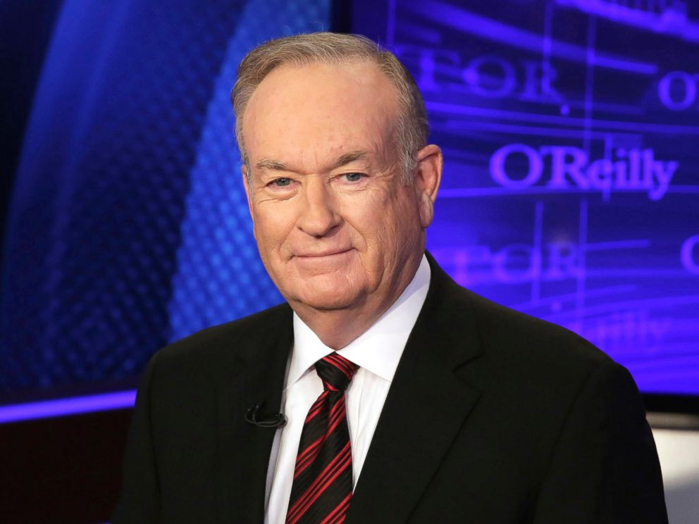 PHOTO: Bill OReilly of the Fox News Channel program The OReilly Factor in New York on Oct. 1, 2015.