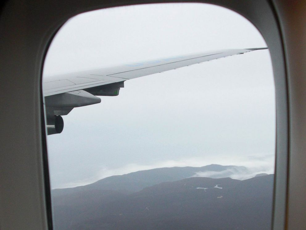 PHOTO: A view of Istanbul Turkey from Air Force One.
