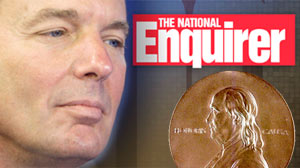 Should Natl Enquirer win the Pulitzer Prize.