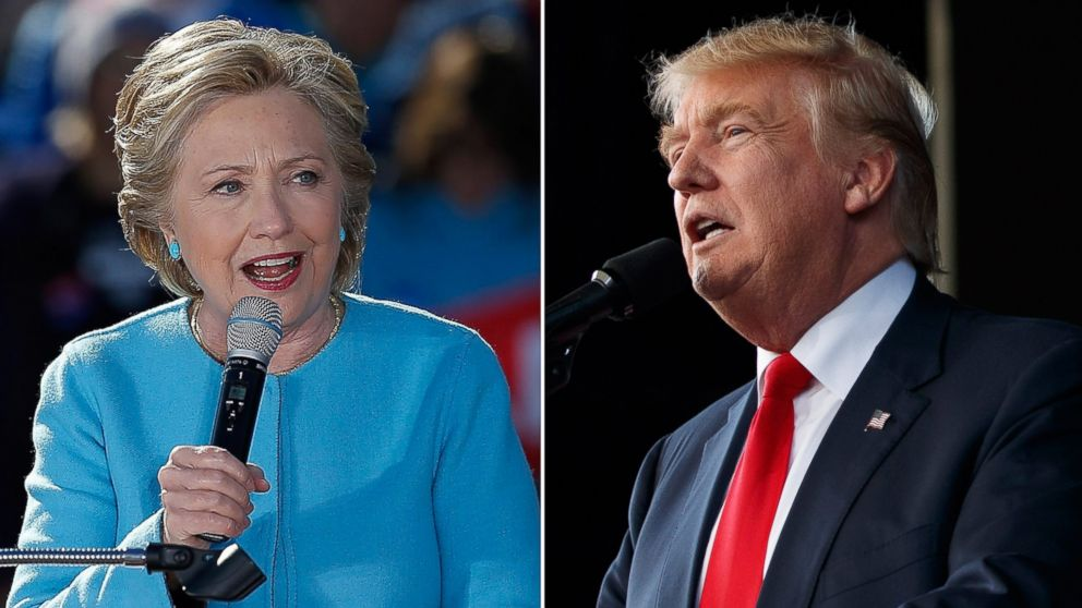 Hillary Clinton Leads Donald Trump In Abc News Electoral Ratings Before Tough Battleground Contests Abc News