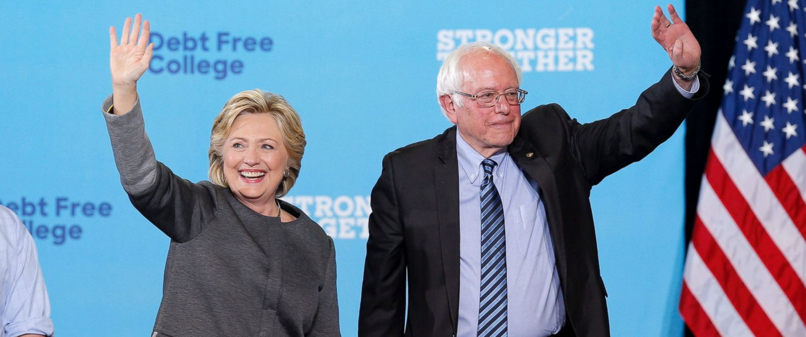world hillary clinton relying bernie sanders says brother