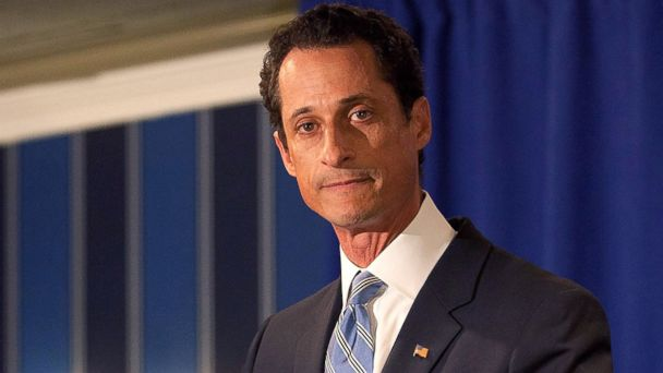 PHOTO: Anthony Weiner speaks at a press conference at the Sheraton Hotel in this June 6, 2011 file photo in New York.