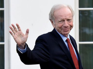 Lieberman takes his name out of the running for FBI director