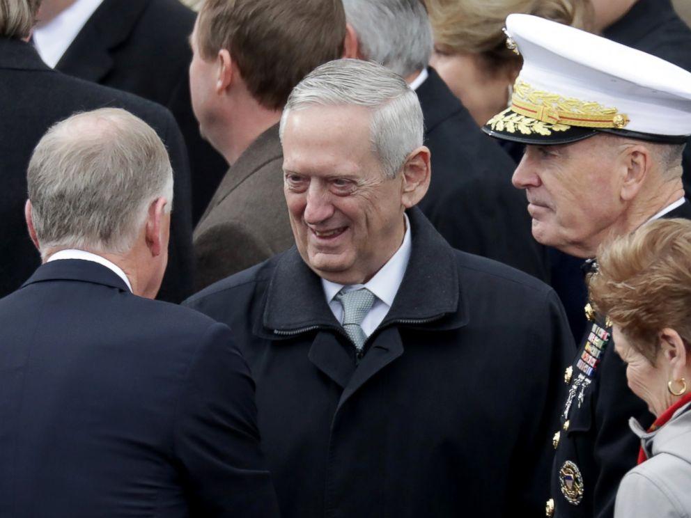 Senate Confirms Secretaries of Defense and Homeland Security - ABC ...