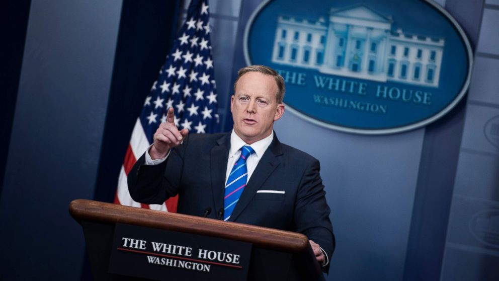 Spicer: 'We did our job' with pushback against Russia reports