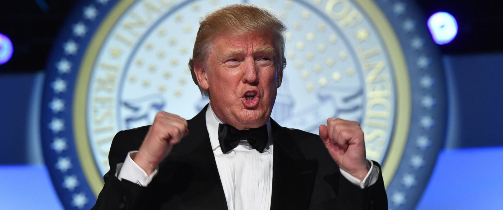 Interest groups donated to Trump's record-breaking inauguration fund