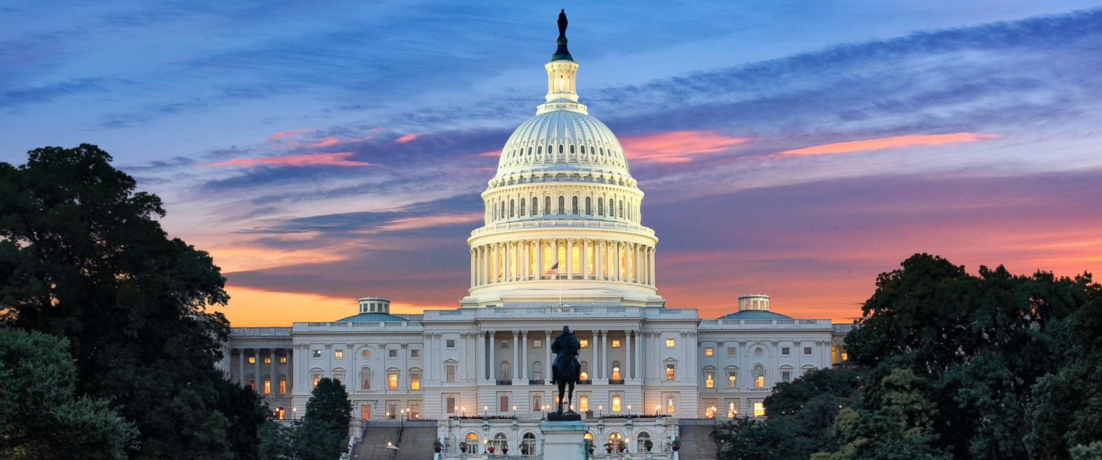 PHOTO: The Capitol building in Washington is seen here.