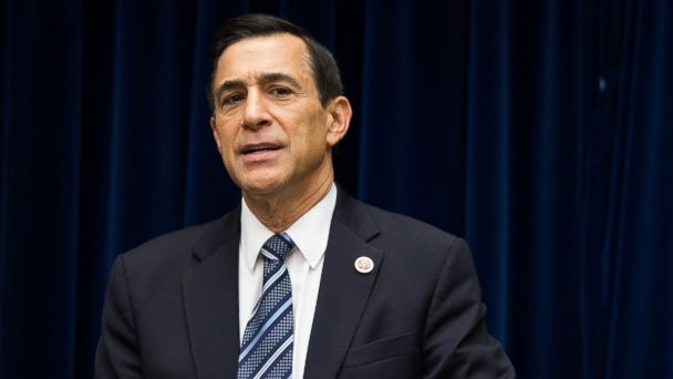 PHOTO: Committee Chairman Darrell Issa arrives for a House Oversight Committee hearing in the Rayburn House Office Building on Capitol Hill, Sept. 19, 2013 in Washington, D.C.