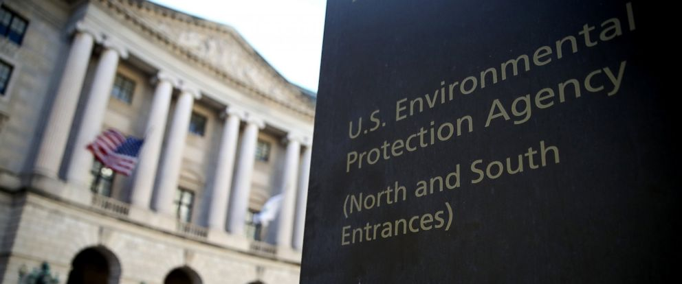 PHOTO: The Environmental Protection Agency (EPA) headquarters, March 16, 2017, in Washington D.C.