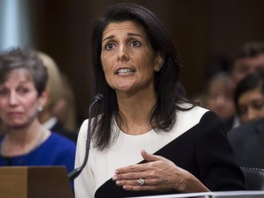 Haley vows to give 'irrefutable evidence' Iran 'violated international obligations'