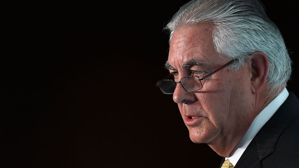 ExxonMobil's Rex Tillerson is Donald Trump's pick for Secretary of State