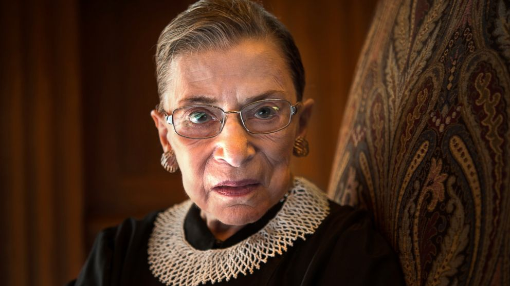 Ruth Bader Ginsburg Is Confident We'll Get Out Of This Mess