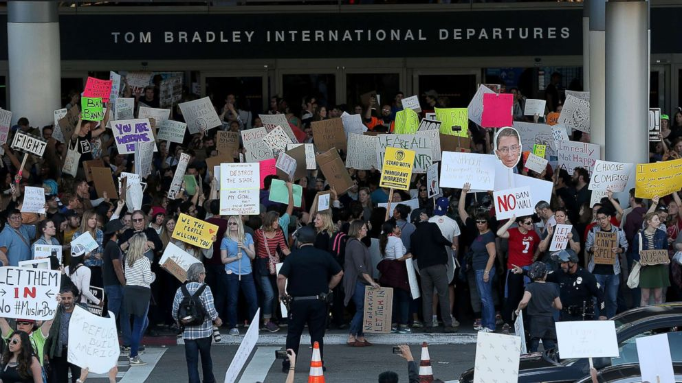 DHS 'caught by surprise' when Trump issued travel ban 1.0, report finds