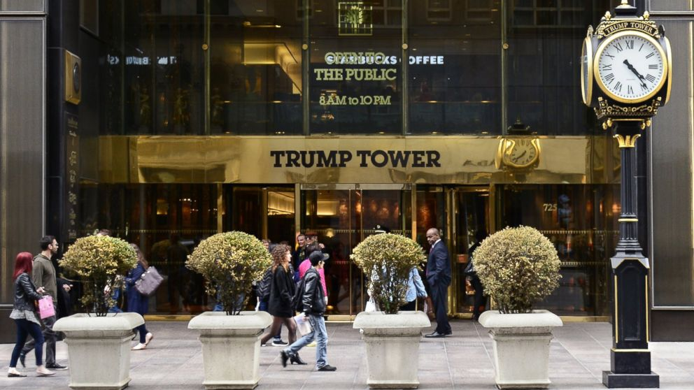 Secret Service laptop with Trump Tower floor plans, details on Clinton email probe stolen