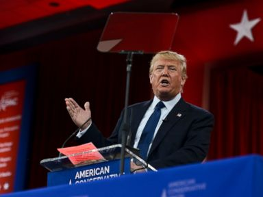 Five things to note from the conservative convention CPAC